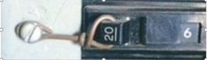Gambiarra disjuntor - 5 Porquês
