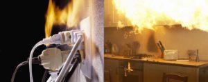 Fogo cozinha - 5 Porquês